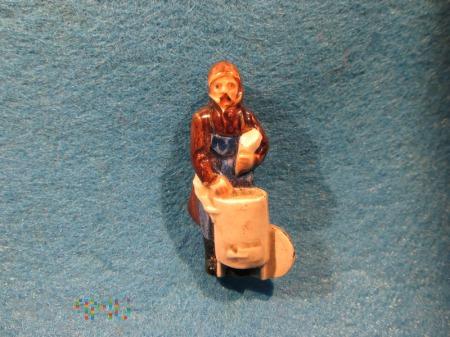 Sprzedawca pieczonych kasztanów (Maronibrater) KWH