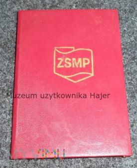 Legitymacja ZSMP