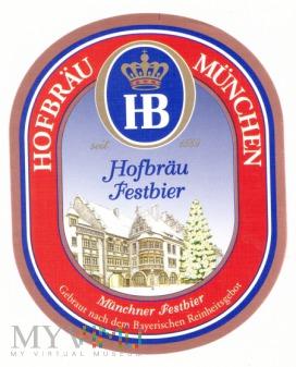 Hofbrau, Festbier