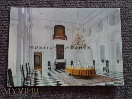 WARSZAWA Pałac w Wilanowie.Sala Jadalna Augusta II