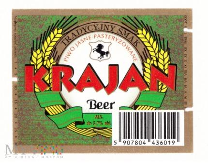 Nakło, Krajan beer