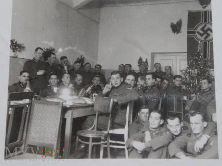wigilia u niemieckich żołnierzy
