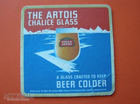 41. Stella Artois