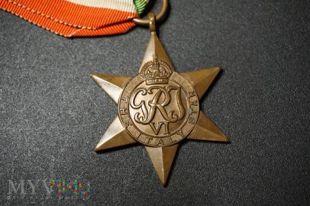 Medal Brytyjski - Italy Star