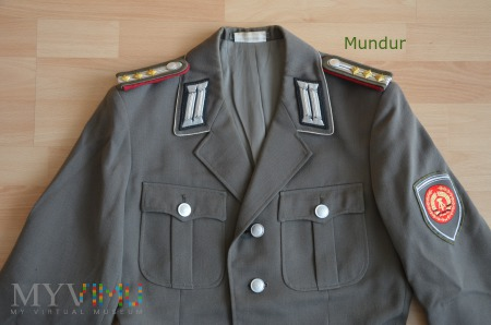 Mundur wyjściowy Artillerie - Stabsfähnrich