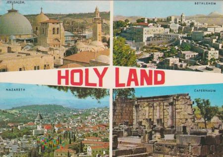 Duże zdjęcie HOLY LAND