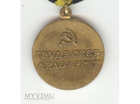 Medal za Odbudowę Kopalni Donbasu