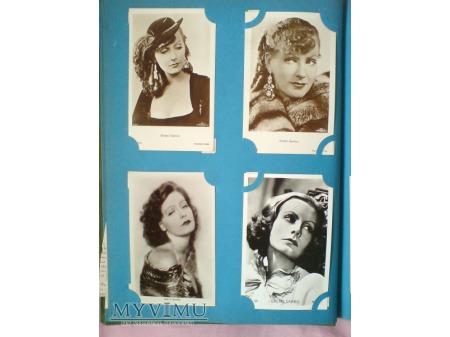 Album Okładka Marlene Dietrich Greta Garbo 4