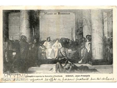 Kleopatra i Antoniusz