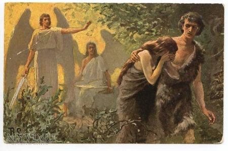 Buch Mose - Wygnanie z raju