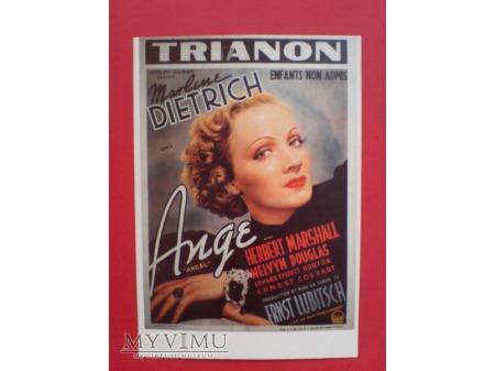 Marlene Dietrich Angel 1937 Ernst Lubitsch
