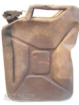 """Kanister 20L 1942' ,,Brose u. Co. / fhm"""""""