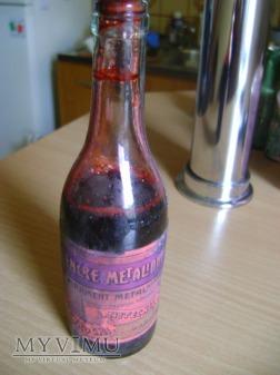 flaszka z atramentem