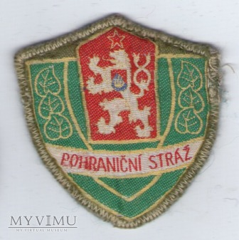 Odznaka Pohraniční Stráž