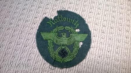Odznaka policji niemieckiej