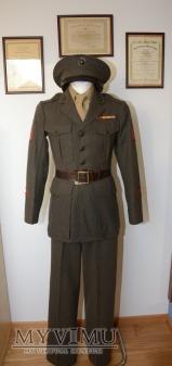 Winter service USMC A class uniform