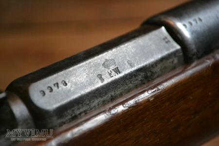 Infanterie-Gewehr Mod. 71/84 | Mauser wz.1871/84
