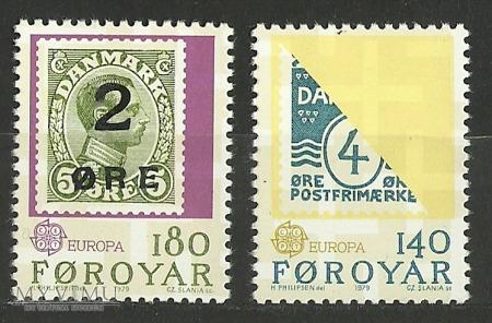 Føroysk frímerki