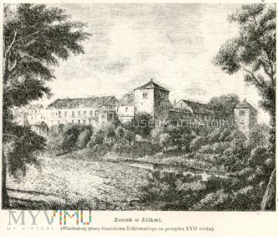 Żółkiew - Zamek Sobieskich