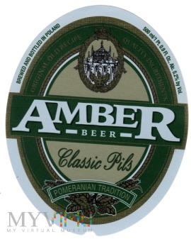 Amber Classic Pils