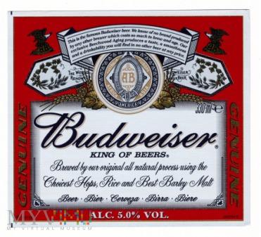 Budweiser genuine