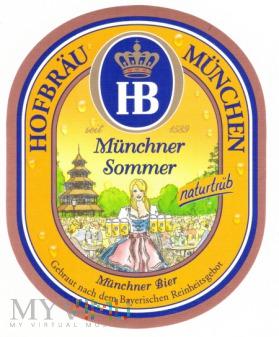 Hofbrau, Munchner Sommer