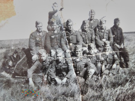 żołnierze Luftwaffe