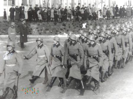 defilada Wehrmachtu