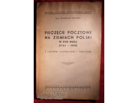 Pieczęcie pocztowe na ziemiach Polski w XVIII wiek
