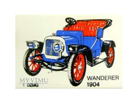 WANDERER 1904