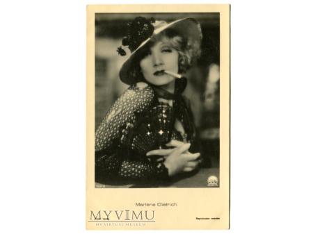 Marlene Dietrich Verlag ROSS 7021/1