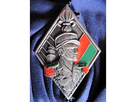 Sous-officiers du 4e R.E.
