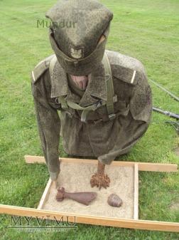 Saper w mundurze polowym letnim WZ.89