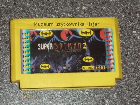 SUPER BATMAN 2 1997 NT 302 Kartridż Gra Pegasus