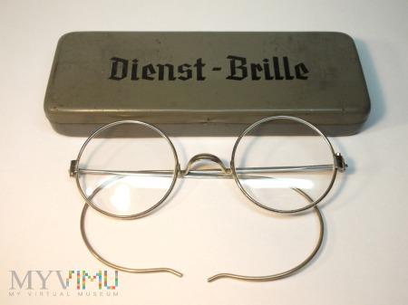 Dienst-Brille Wehrmacht (sygn. RAL)