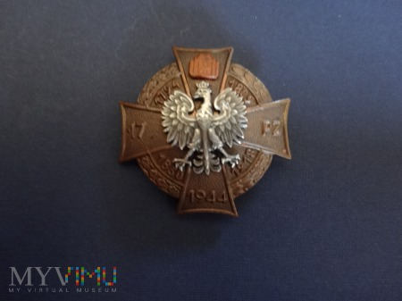 17 Pułk Zmechanizowany Międzyrzecz; numerowana