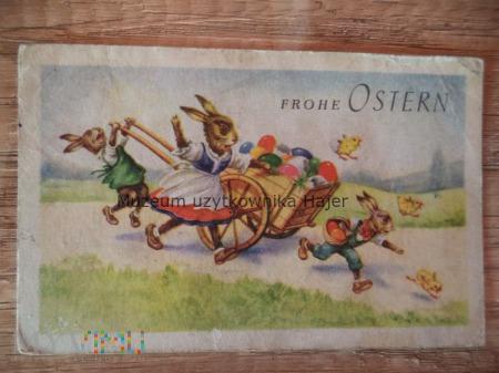 Frohe Ostern Życzenia Wielkanocne