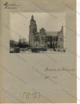 Berezwecz - kościół św. apost. Piotra i Pawła