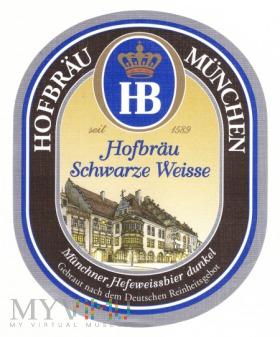 Hofbrau, Schwarze Weisse