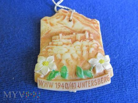 Alpejski Salzburg-zawieszki KWHW-Untersberg