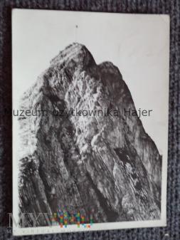 TATRY - Szczyt Giewontu (1894 m.)