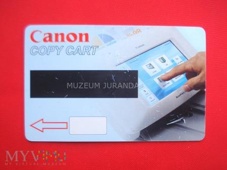 Karta Canon