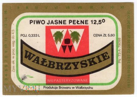 Wałbrzyskie Piwo Jasne Pełne