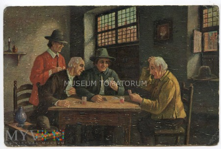 Dinger - Trudna sprawa - 1922
