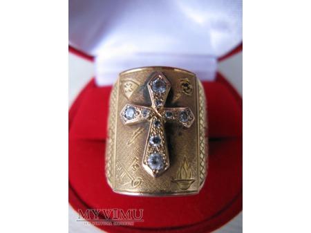 Pierścień Bpa Józefa Pazdura