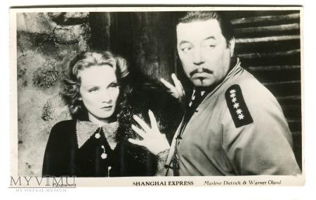 Marlene Dietrich Filmshots Film Weekly zdjęcie