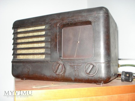Radioodbiornik Pionier U2