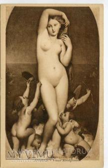 J.A. Ingres - Venus Anadyomene