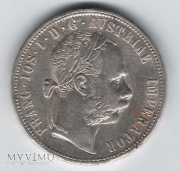 1 Floren 1877