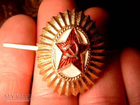 Duże zdjęcie Odznaka ZSRR